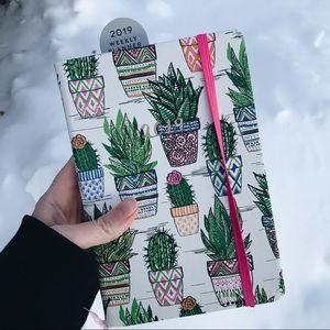 2019 | Succulent Planner